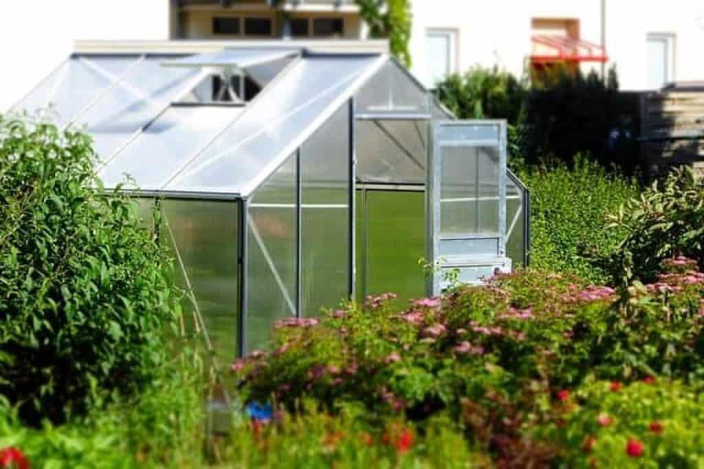 Gartenhausverwendung