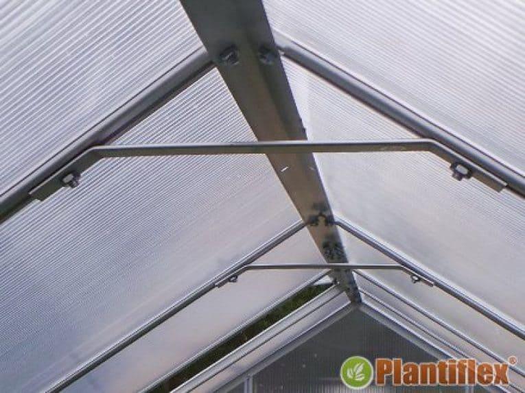 Plantiflex Gewächshaus Aufbau 1