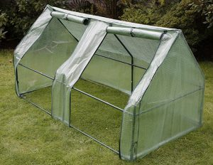Gartenfreude Foliengewachshaus Im Test 185 X 95 X 95 Cm